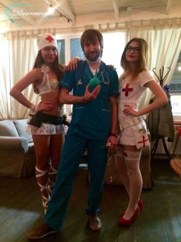 медсестрички модели