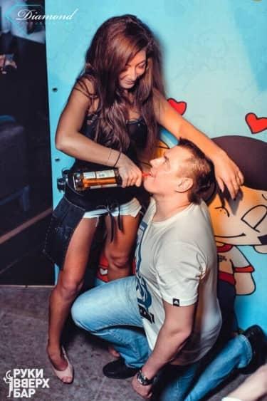 tequila girl, текила девушки, работа в клубе текилой гер
