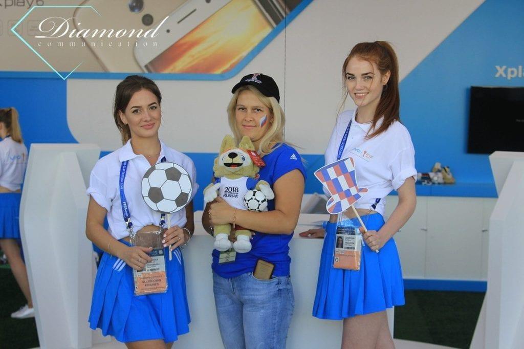 Мы на Кубке Конфедераций FIFA 2017 -2