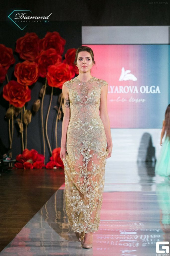 Показ дизайнера Olga Malyarova в рамках NEVA FASHION WEEK ST.PETERSBURG. -8