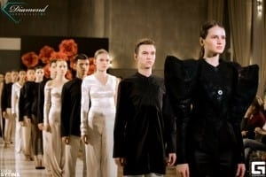 Показ Zhaslan Seitov (Moscow) в рамках NEVA FASHION WEEK ST.PETERSBURG -16