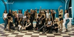 Тренинг по танцам от Diamond Communication -6