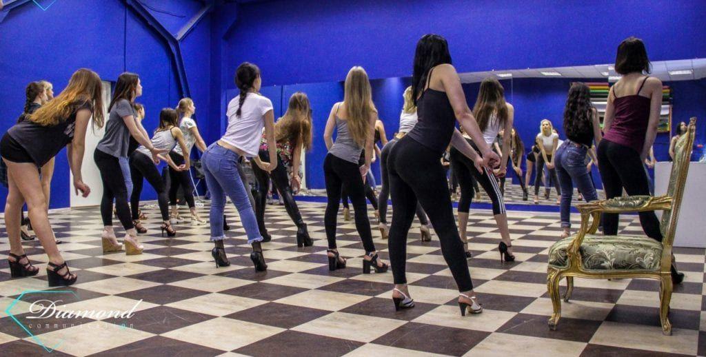 Тренинг по танцам от Diamond Communication -7