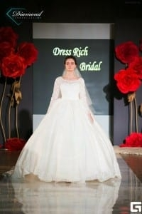 Показ Dress Rich Bridal в рамках NEVA FASHION WEEK ST.PETERSBURG -2