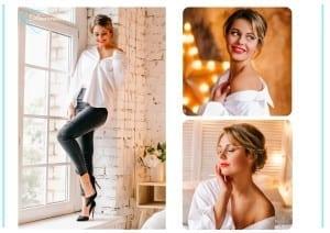 Dimond Girls для каталога Студии причесок Анастасии Швабской -6
