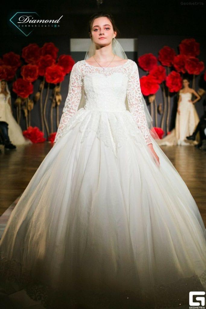 Показ Dress Rich Bridal в рамках NEVA FASHION WEEK ST.PETERSBURG -4