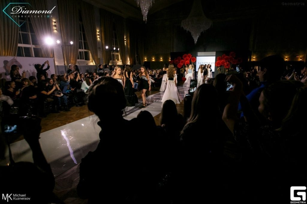 Показ Sadovskaya for Gepur (Moscow) в рамках NEVA FASHION WEEK ST.PETERSBURG -7