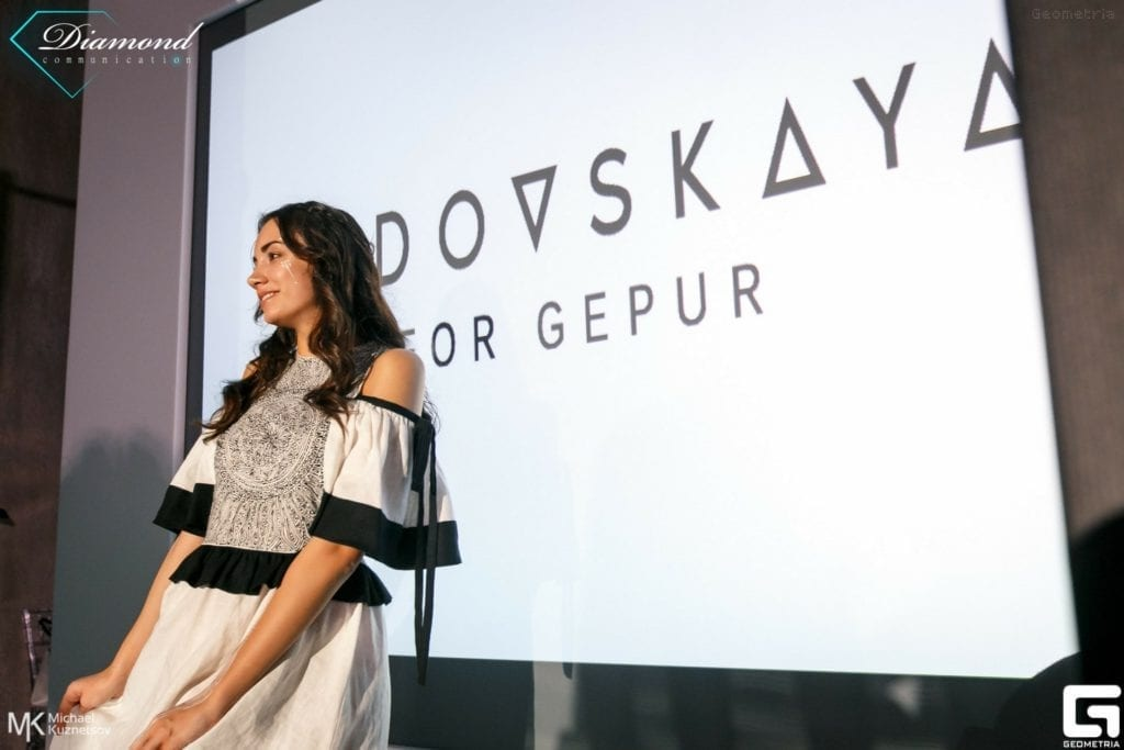 Показ Sadovskaya for Gepur (Moscow) в рамках NEVA FASHION WEEK ST.PETERSBURG -9