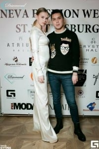 Показ Zhaslan Seitov (Moscow) в рамках NEVA FASHION WEEK ST.PETERSBURG -24