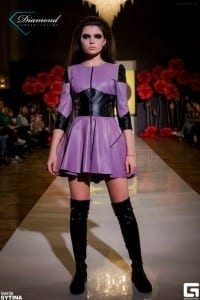 Показ Eleonora Amosova (Moscow) в рамках NEVA FASHION WEEK ST.PETERSBURG -7