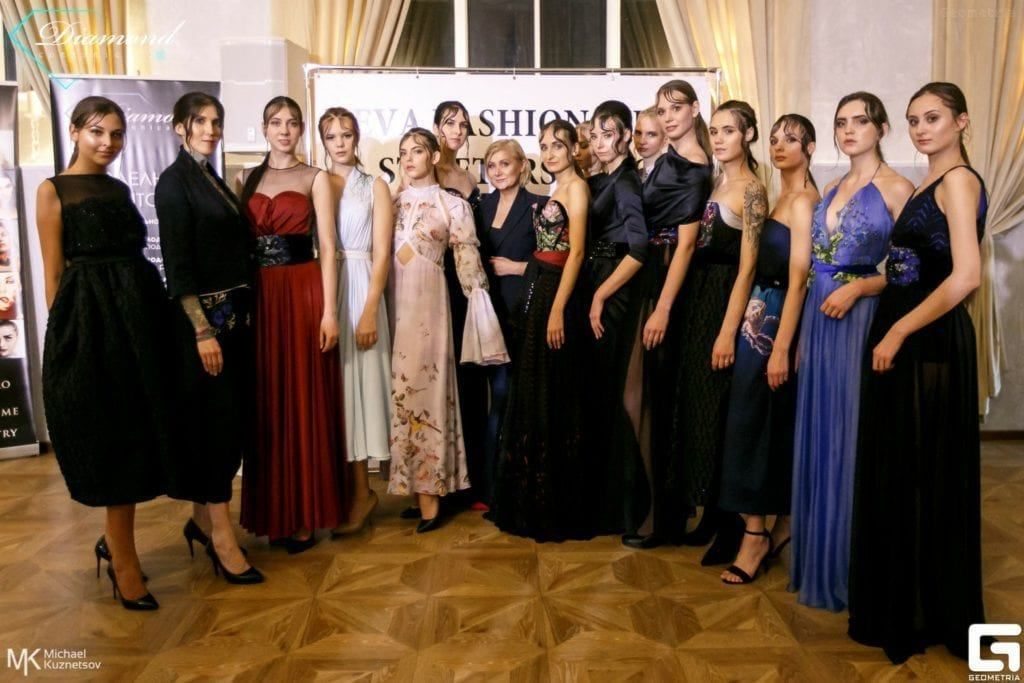 Показ ALINA ASSI в рамках NEVA FASHION WEEK ST.PETERSBURG -25