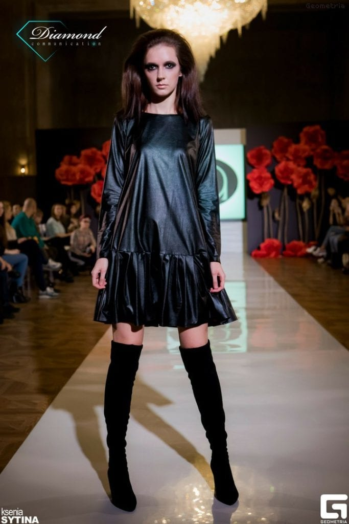 Показ Eleonora Amosova (Moscow) в рамках NEVA FASHION WEEK ST.PETERSBURG -5