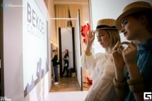 Показ BEKOEV — collection в рамках NEVA FASHION WEEK ST.PETERSBURG -2