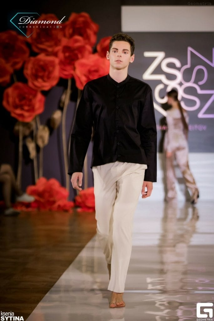 Показ Zhaslan Seitov (Moscow) в рамках NEVA FASHION WEEK ST.PETERSBURG-32