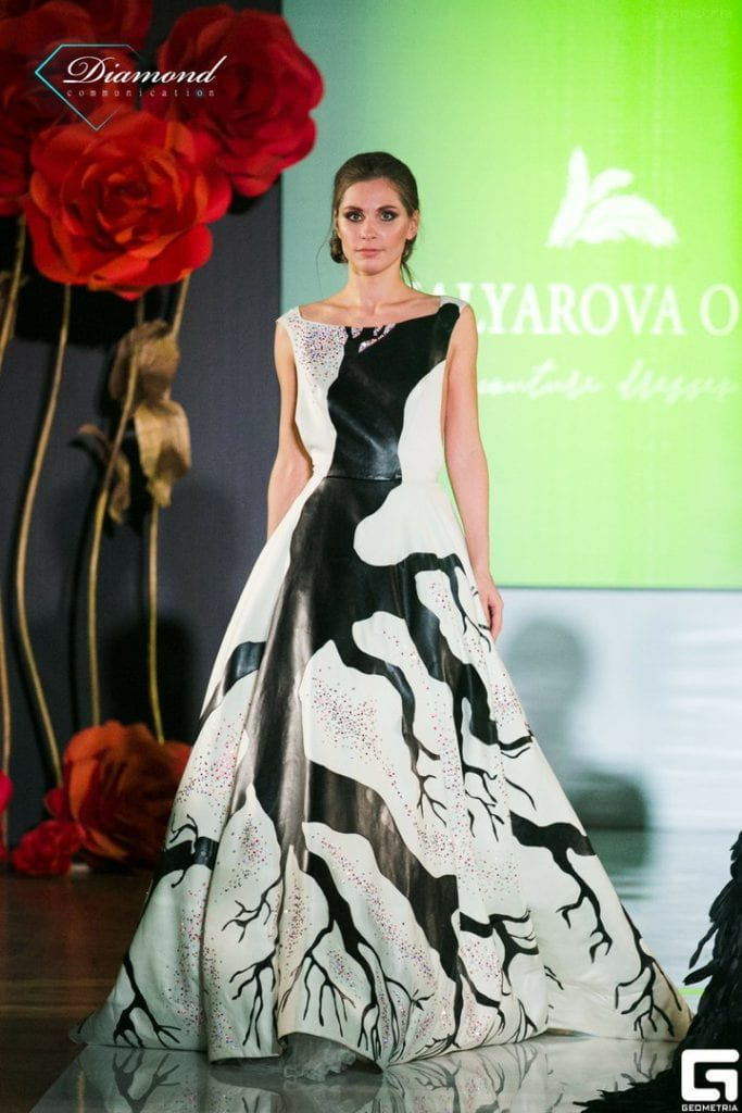 Показ дизайнера Olga Malyarova в рамках NEVA FASHION WEEK ST.PETERSBURG. -13