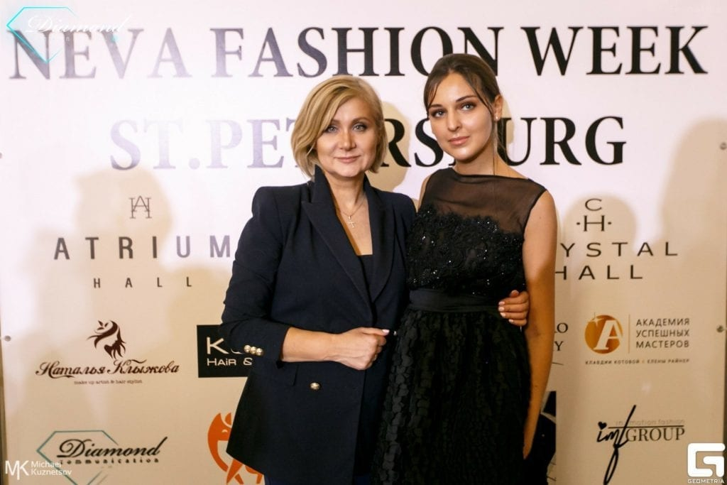 Показ ALINA ASSI в рамках NEVA FASHION WEEK ST.PETERSBURG -23