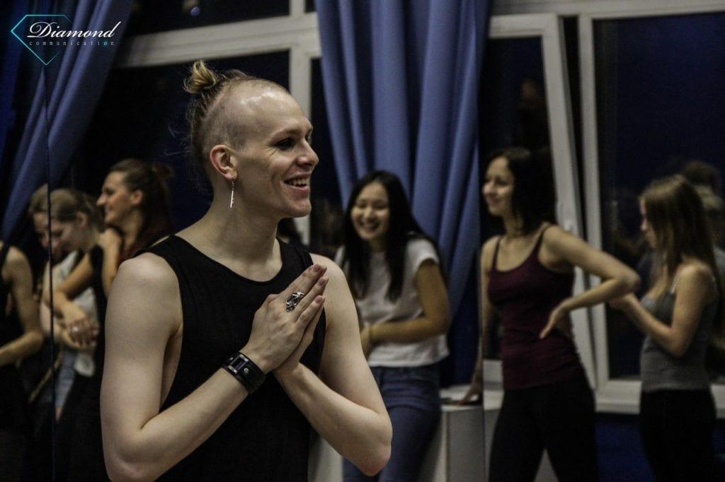 Тренинг по танцам от Diamond Communication -5