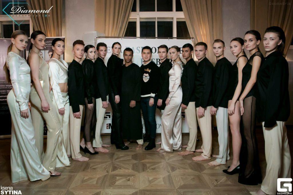 Показ Zhaslan Seitov (Moscow) в рамках NEVA FASHION WEEK ST.PETERSBURG -7