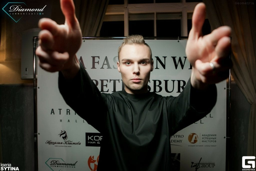 Показ Zhaslan Seitov (Moscow) в рамках NEVA FASHION WEEK ST.PETERSBURG -6