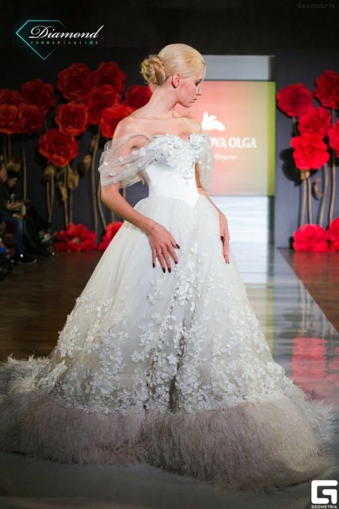 Показ дизайнера Olga Malyarova в рамках NEVA FASHION WEEK ST.PETERSBURG. -15