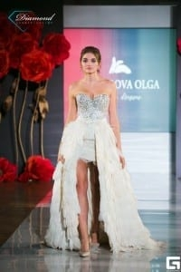 Показ дизайнера Olga Malyarova в рамках NEVA FASHION WEEK ST.PETERSBURG. -16