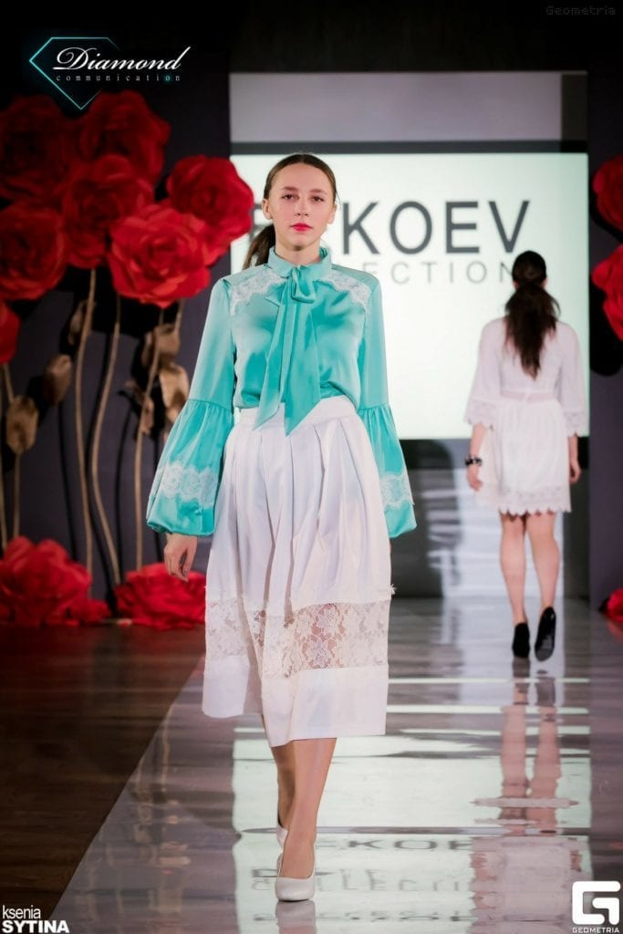 Показ BEKOEV — collection в рамках NEVA FASHION WEEK ST.PETERSBURG -28