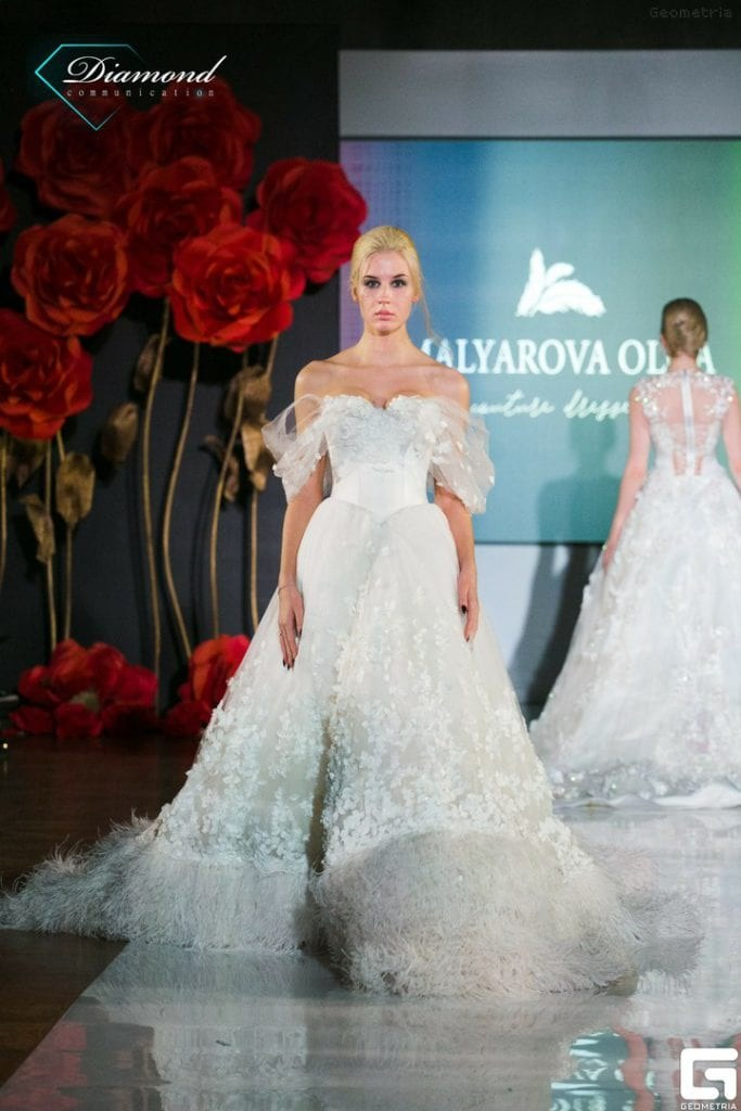 Показ дизайнера Olga Malyarova в рамках NEVA FASHION WEEK ST.PETERSBURG. -18