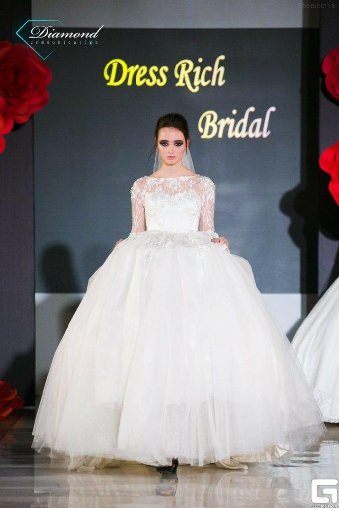 Показ Dress Rich Bridal в рамках NEVA FASHION WEEK ST.PETERSBURG -6