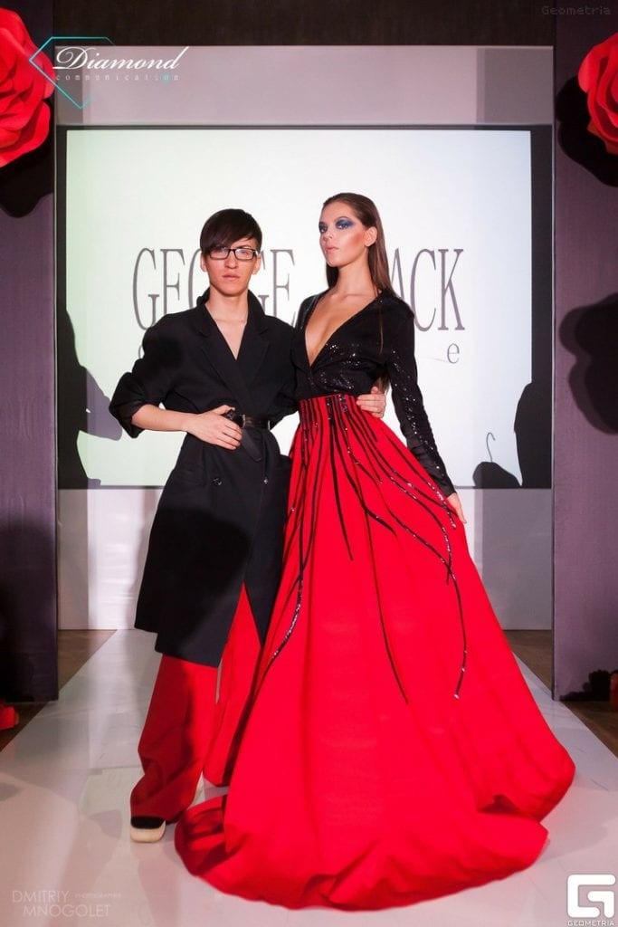 Показ George Black в рамках NEVA FASHION WEEK ST.PETERSBURG -6
