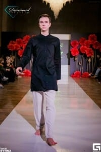 Показ Zhaslan Seitov (Moscow) в рамках NEVA FASHION WEEK ST.PETERSBURG -22
