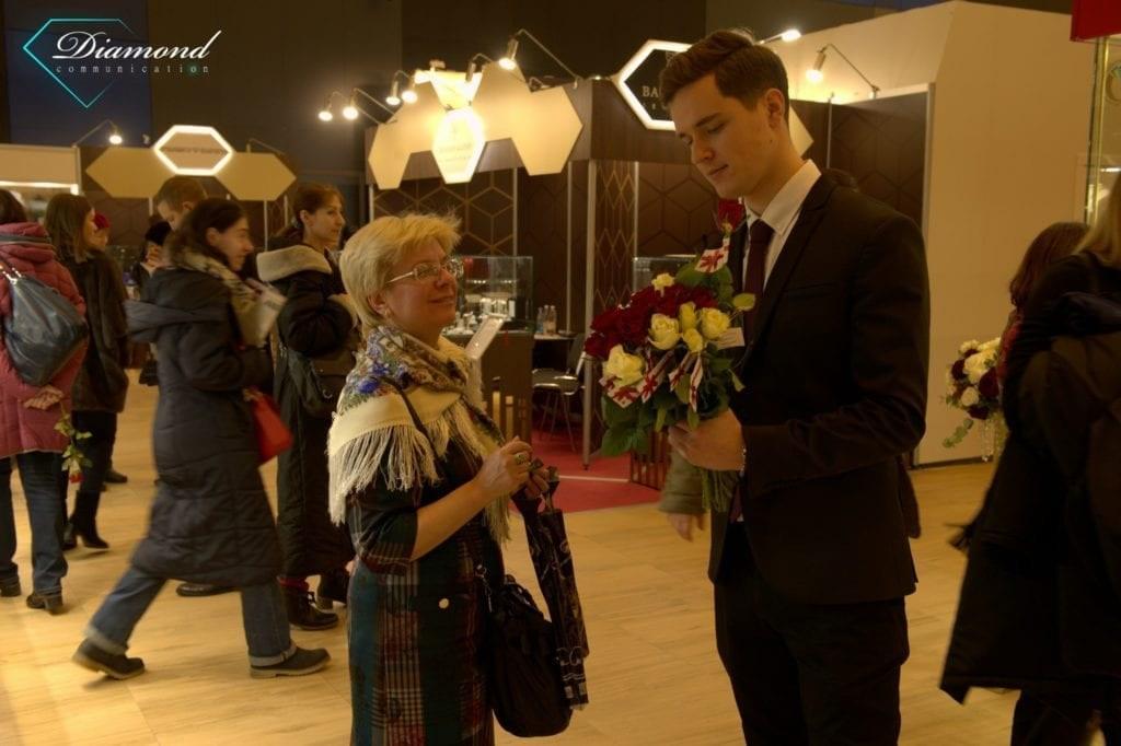31 января – 3 февраля проходила Ювелирная выставка «JUNWEХ ПЕТЕРБУРГ 2018» -3