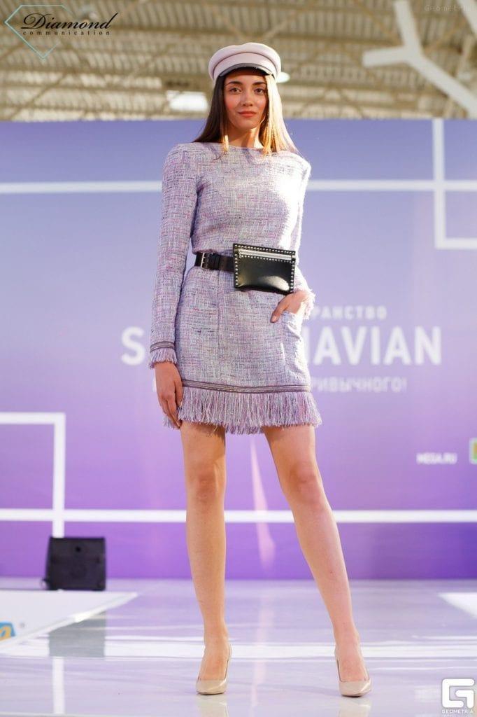 Видео отчет Открытие fashion-пространства Scandinavian -7