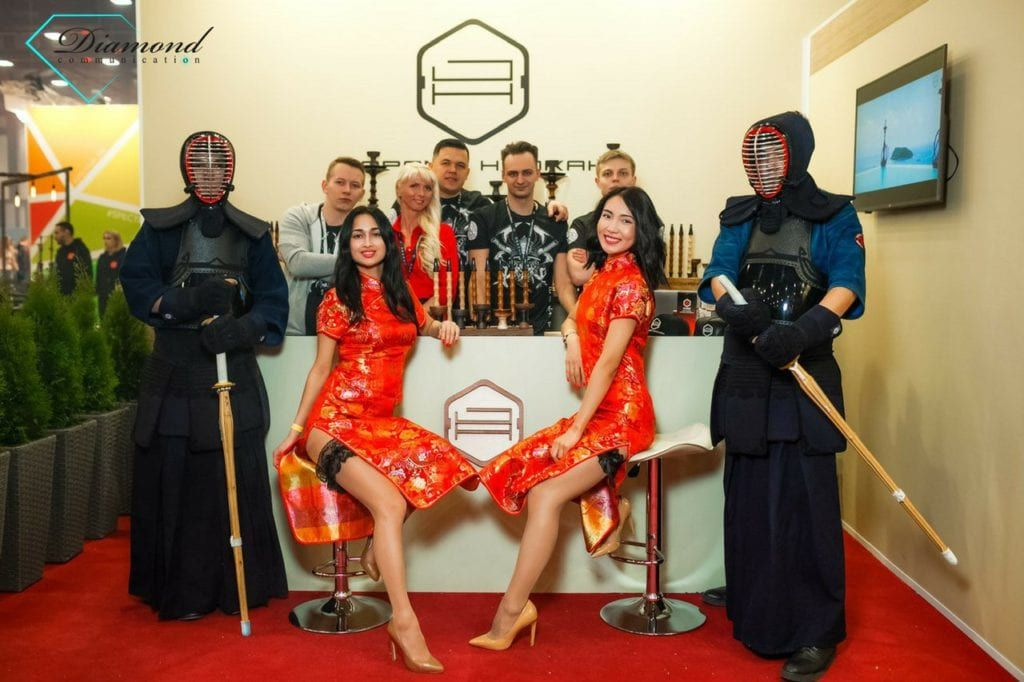 Выставка HOOKAH CLUB SHOW 2018 -2