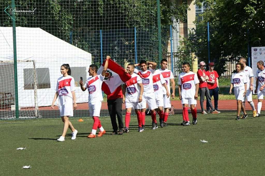 Международный турнир болельщиков