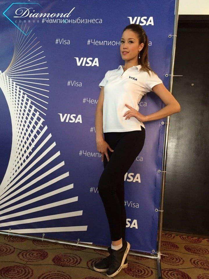 VISA: #Чемпионыбизнеса