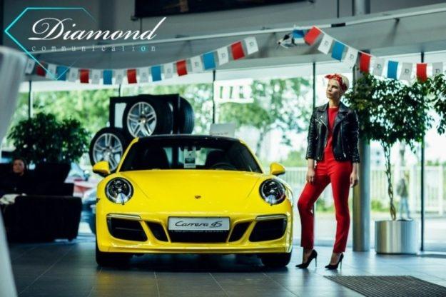 Юбилей компании Porsche