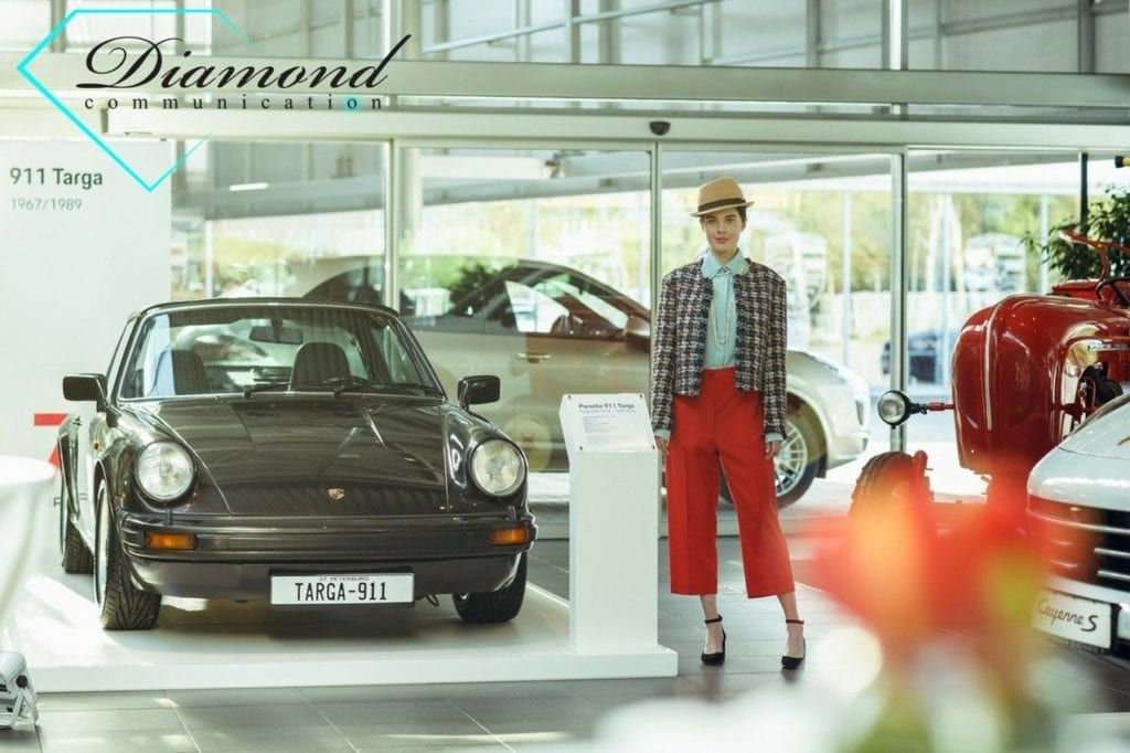 Юбилей компании Porsche -2