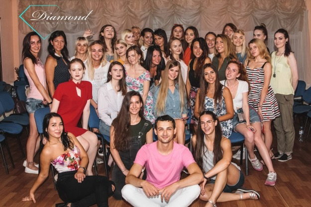 HoReCa Promo Diamond Girls