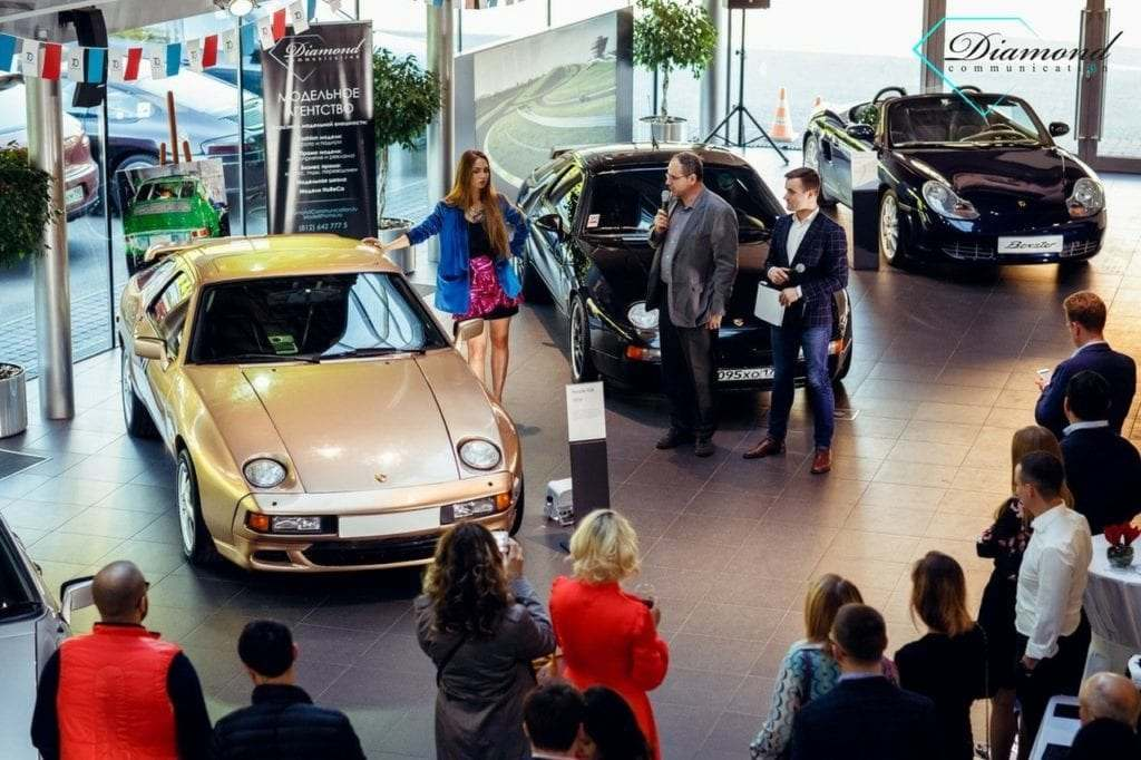 Юбилей компании Porsche - 3